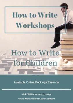 How to write for Children books